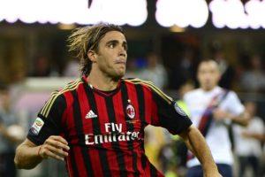 Matri chciałby zakończyć karierę w Milanie
