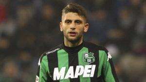 SSC Napoli ponownie po Domenico Berardiego