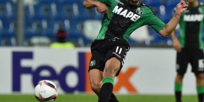 Gregoire Defrel piłkarzem Sassuolo Calcio