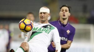 ACF Fiorentina vs U.S. Sassuolo Calcio