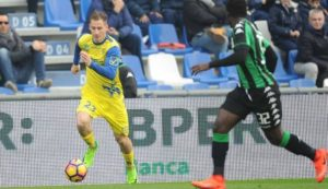 Chievo Verona zdobyło MAPEI Stadium