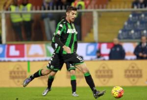 Pellegrini wraca do Romy Ricci wykupiony przez Sassuolo