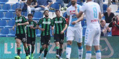 US Sassuolo vS SSC Napoli