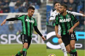 Roma pozyska trzech piłkarzy Sassuolo