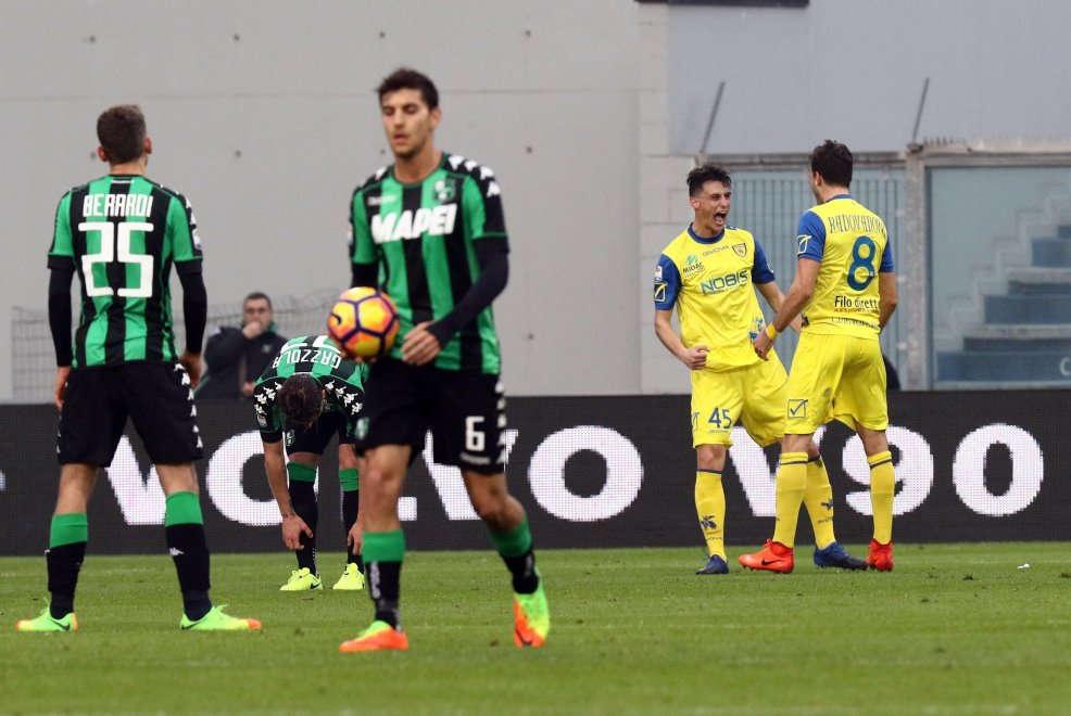 U.S. Sassuolo Vs A.C. Chievo Verona