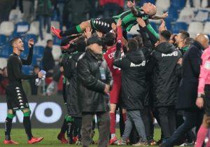 Łzy Paolo Cannavaro. Chiny wzywają obrońcę Sassuolo
