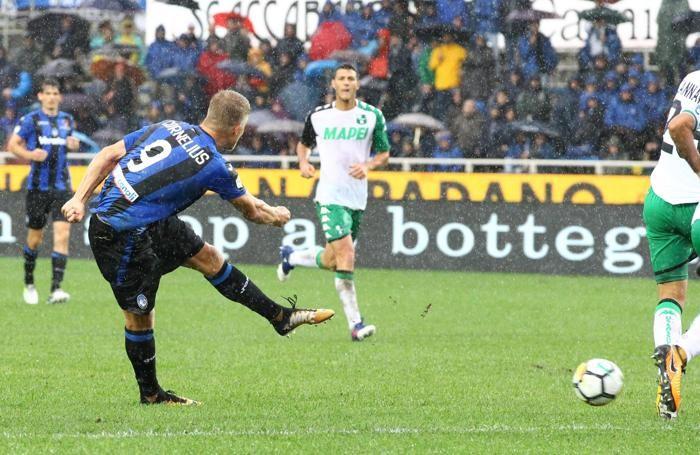 Atalanta Bergamo Vs Sassuolo Calcio