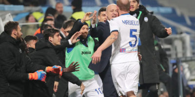 Atalanta pewnie pokonała Sassuolo