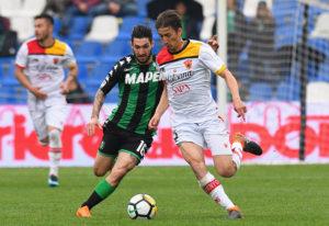 Sassuolo Calcio Vs Benevento Calcio