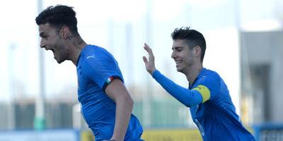 Tripaldelli, Frattesi i Scamacca powołani do kadry na ME U-19