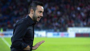 De Zerbi miałby zastąpić Gattuso w Napoli