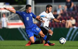 Giacomo Raspadori przeniesie się do Interu