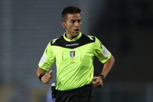 Antonio Rapuano sędzią meczu Sassuolo-Catania