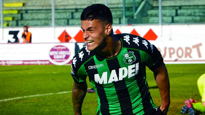 Gianluca Scamacca wypożyczony do Genoi CFC