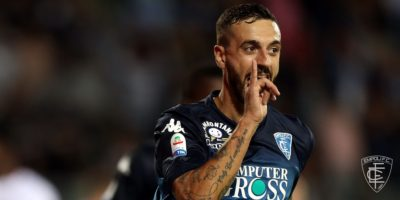 Francesco Caputo zasili Sassuolo Calcio