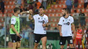 Federico Ricci, Riccardo Marchizza i Martin Erlic w La Spezii Calcio