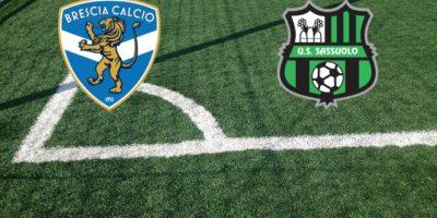 Brescia Calcio vs Sassuolo Calcio