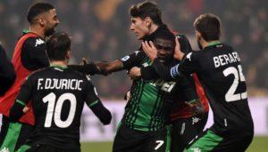AS Roma vS Sassuolo Calcio