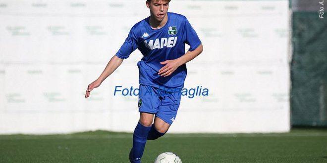 Artioli podpisał swój pierwszy profesjonalny kontrakt z Sassuolo