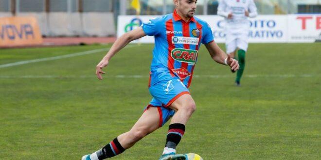 Sassuolo zainteresowane pomocnikiem Catanii Calcio