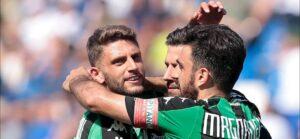 Magnanelli, Berardi i Bourabia nie zagrają z Cagliari