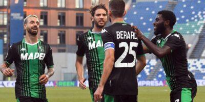Sassuolo wygrywa z Lecce