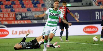 Sassuolo wygrywa z Bologna
