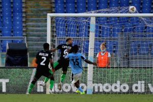 SS Lazio Vs Sassuolo Calcio