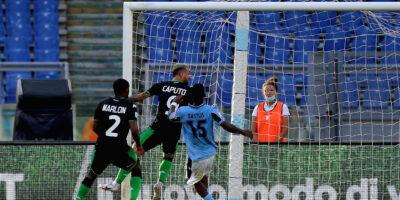 Sassuolo pokonuje Lazio