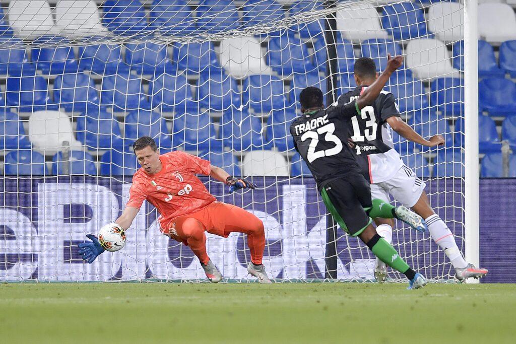 Juventus FC Vs Sassuolo Calcio
