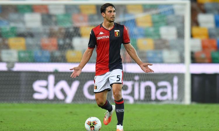 Edoardo Goldaniga ponownie wypożyczony do Genoi CFC