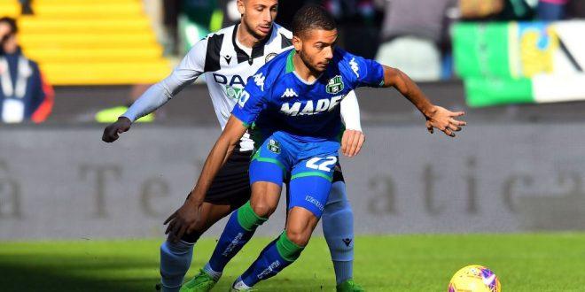 US Sassuolo Calcio vs Udinese Calcio