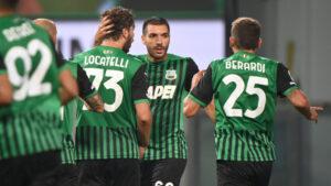 Sassuolo na remis z Cagliari