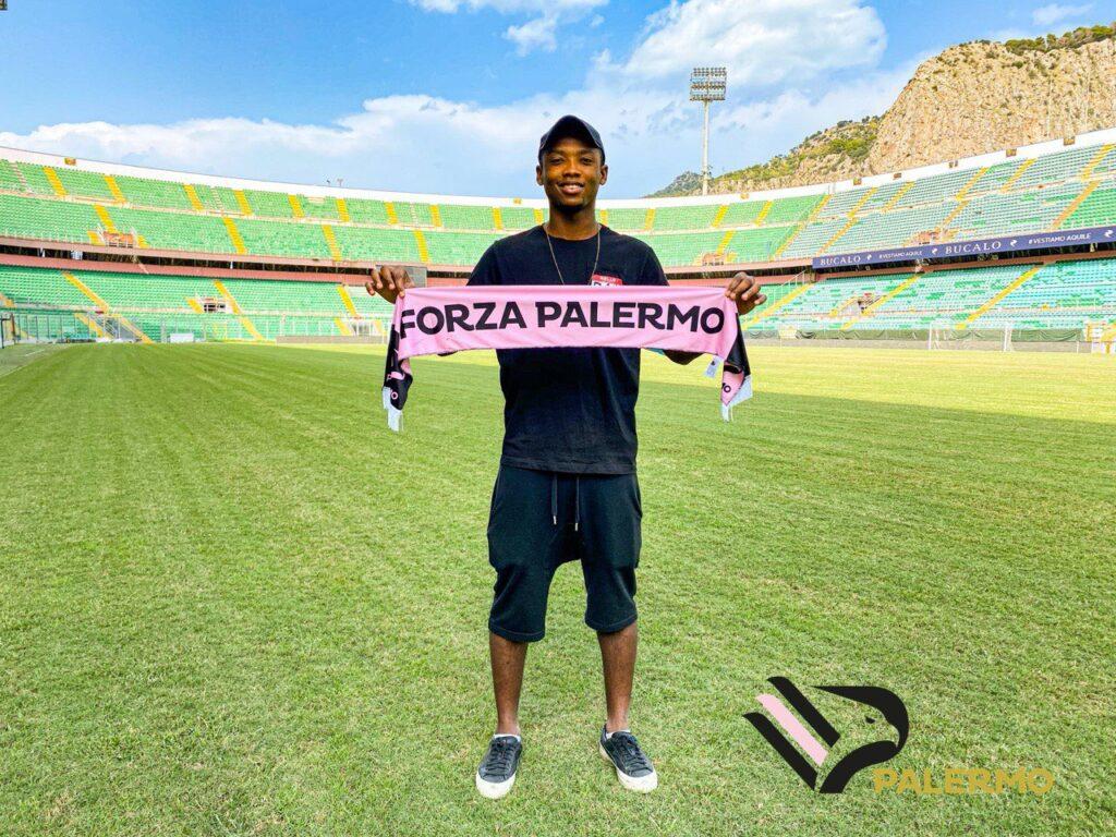 Jeremie Broh nowym piłkarzem Palermo FC