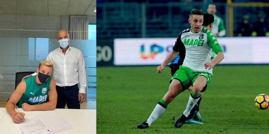 Davide Frattesi przedłużył swoją umowę z Sassuolo i został wypożyczony do Monzy