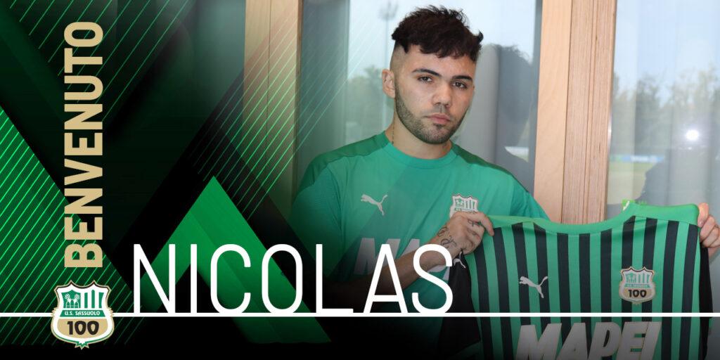 Nicolás Schiappacasse nowym piłkarzem Sassuolo Calcio