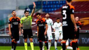 Sassuolo remisuje bezbramkowo z AS Romą