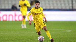 Mahmoud Dahoud na celowniku Sassuolo Calcio