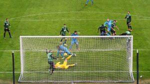 Spezia wygrywa z Sassuolo