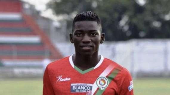 Młodzieżowy reprezentant Kolumbii piłkarzem Sassuolo Calcio