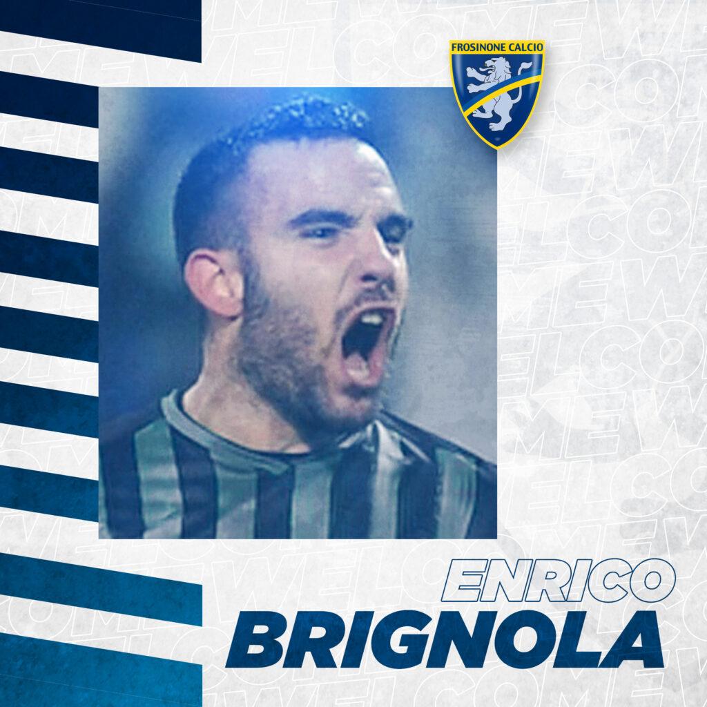 Enrico Brignola wypożyczony do Frosinone Calcio