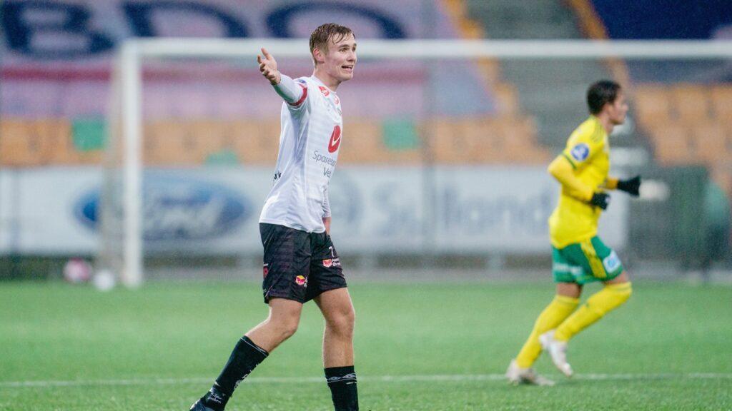 Sassuolo zainteresowane młodzieżowym reprezentantem Norwegii