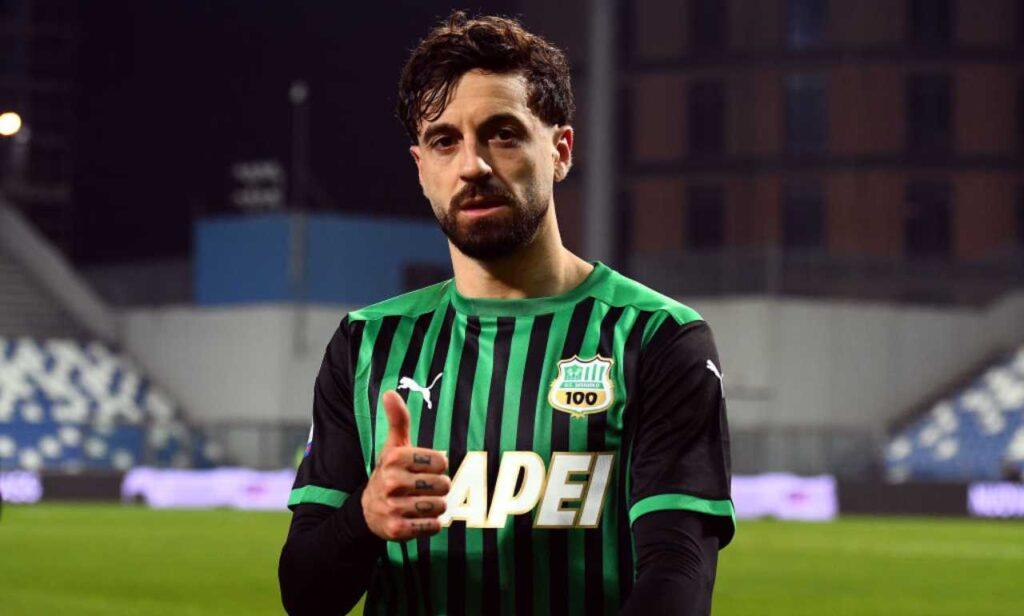 Francesco Caputo przedłużył umowę z Sassuolo Calcio