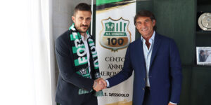 Alessio Dionisi nowym trenerem Sassuolo Calcio