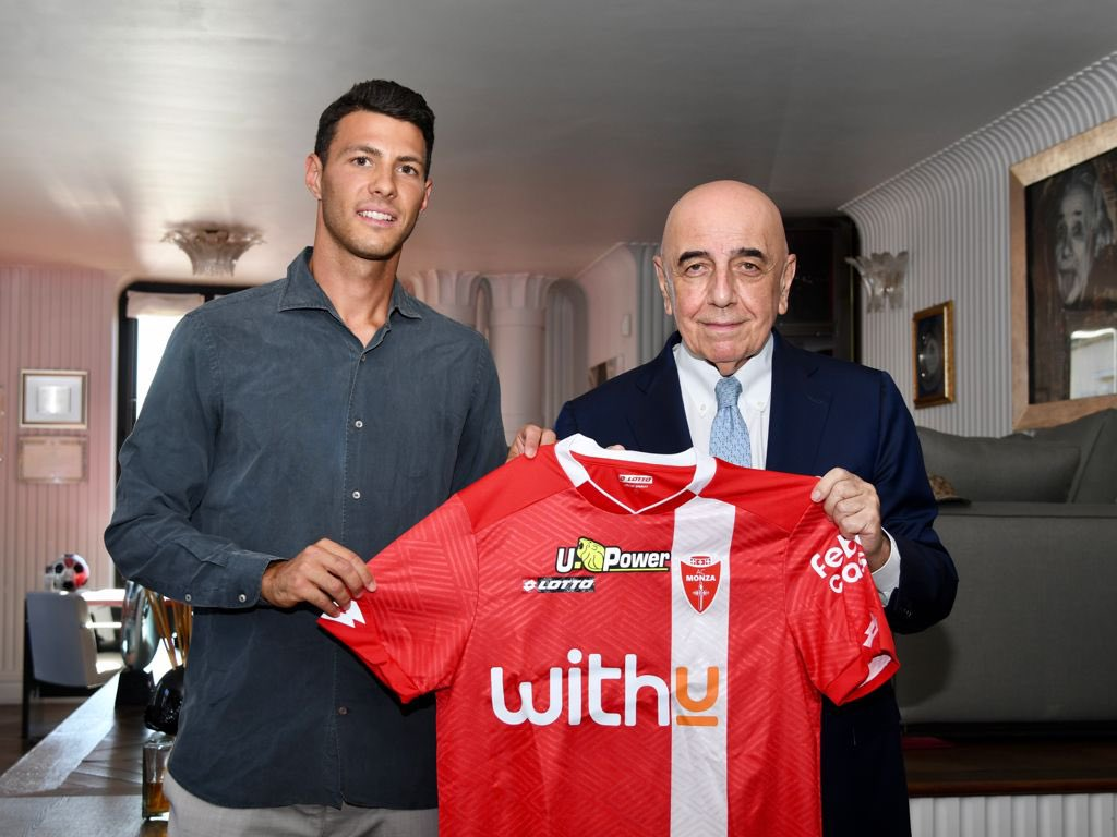 Luca Mazzitelli nowym piłkarzem AC Monzy