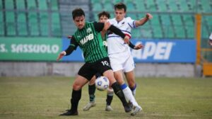 Luigi Samele na stałe w Sassuolo Calcio