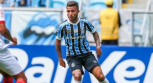 Sassuolo zainteresowane pomocnikiem Gremio Porto Alegre