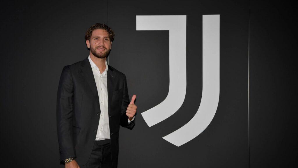 Manuel Locatelli w Juventusie