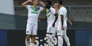 Sassuolo wygrywa z Hellasem na inaugurację nowego sezonu